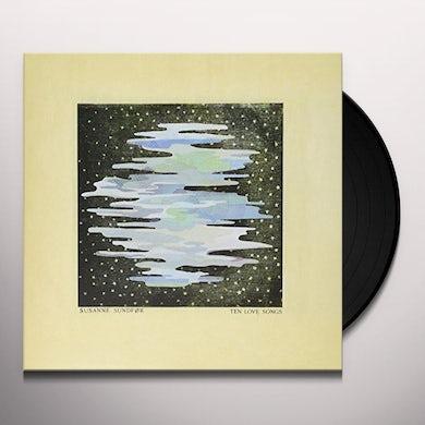 Susanne Sundfør TEN LOVE SONGS Vinyl Record