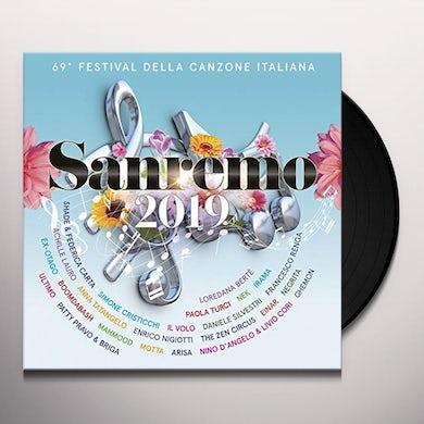 SANREMO 2019 / VARIOUS Vinyl Record