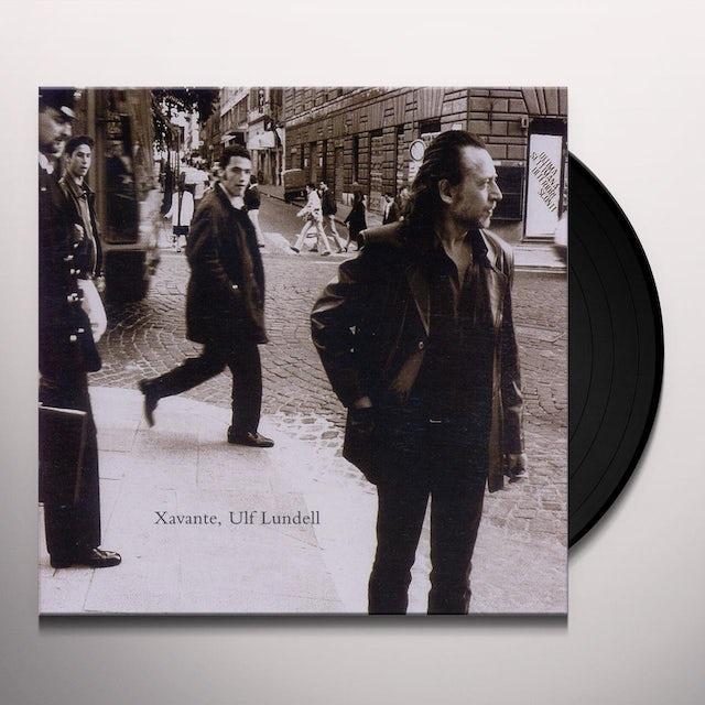 Ulf Lundell XAVANTE Vinyl Record
