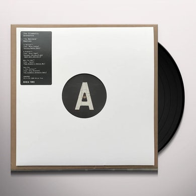 The Cinematic Orchestra TO BELIEVE: ANTHONY NAPLES / ACTRESS / PEPE Vinyl Record