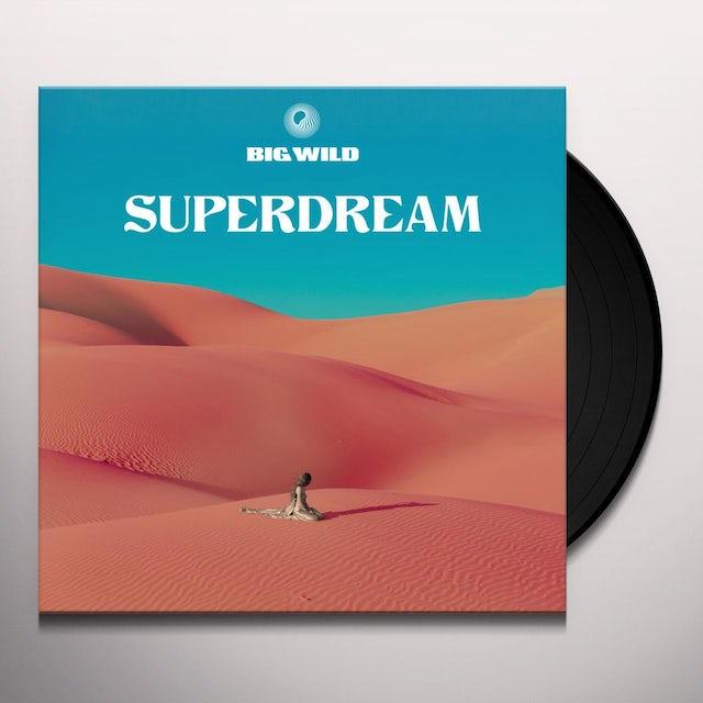 Big Wild SUPERDREAM Vinyl Record