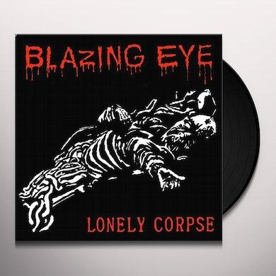 BLAZING EYE BRAIN / LONELY CORPSE Vinyl Record