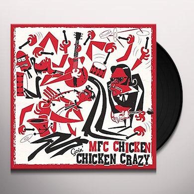 GOIN' CHICKEN CRAZY Vinyl Record