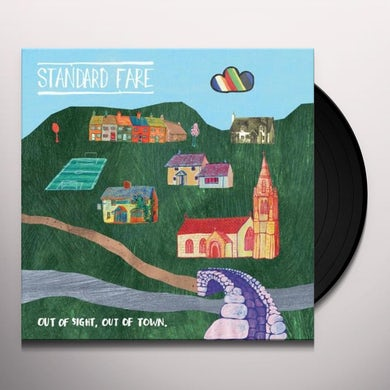 OUT OF SIGHT OUT OF TOWN (GER) Vinyl Record