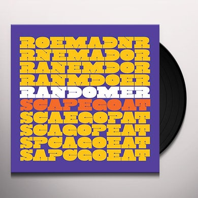 Randomer SCAPEGOAT Vinyl Record