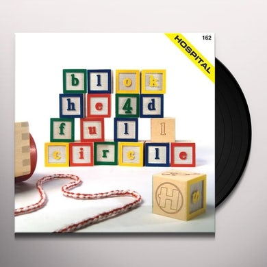 Blokhe4D FULL CIRCLE Vinyl Record