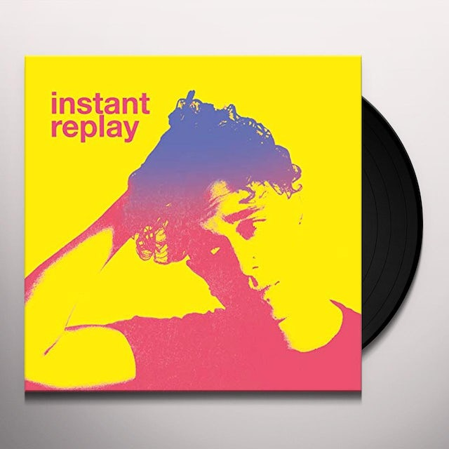 Instant Replay Vinyl Record