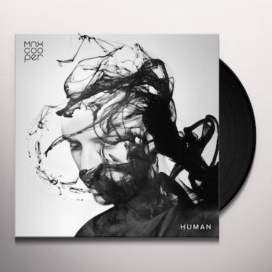 Max Cooper HUMAN Vinyl Record