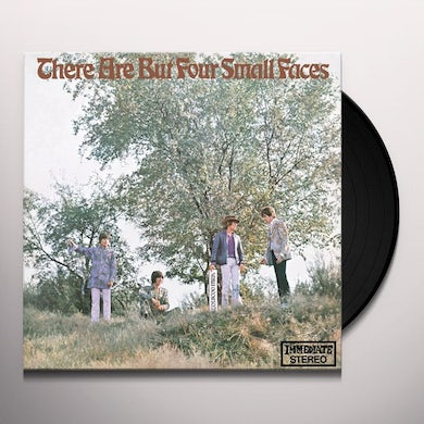 THERE ARE BUT FOUR SMALL FACES Vinyl Record