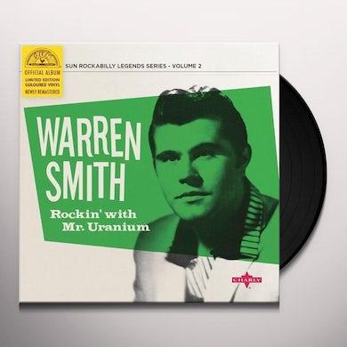ROCKIN' WITH MR URANIUM Vinyl Record