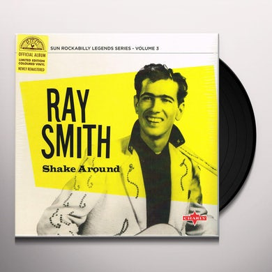 SHAKE AROUND Vinyl Record