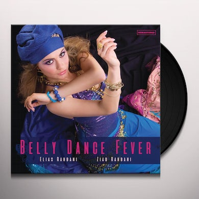 Elias Rahbani / Ziad Rahbani BELLY DANCE FEVER Vinyl Record
