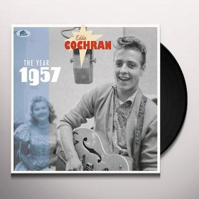 Eddie Cochran YEAR 1957 Vinyl Record