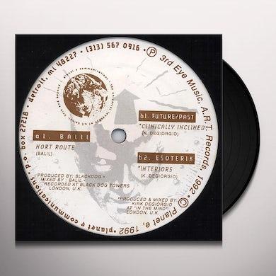 Kirk Degiorgio FUTURE / PAST Vinyl Record