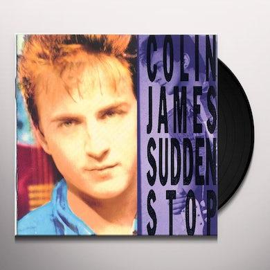 Colin James SUDDEN STOP Vinyl Record