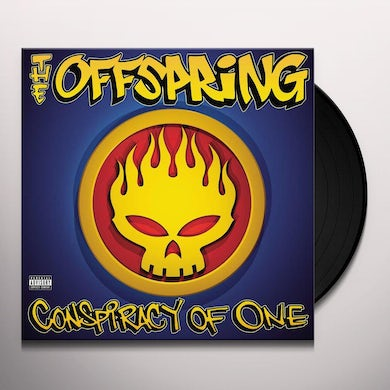 The Offspring CONSPIRACY OF ONE Vinyl Record