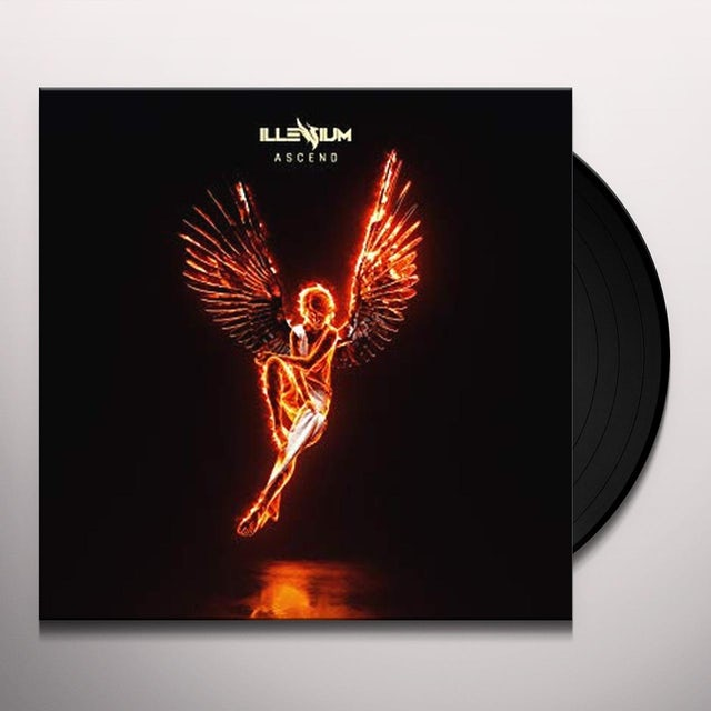 Illenium ASCEND Vinyl Record