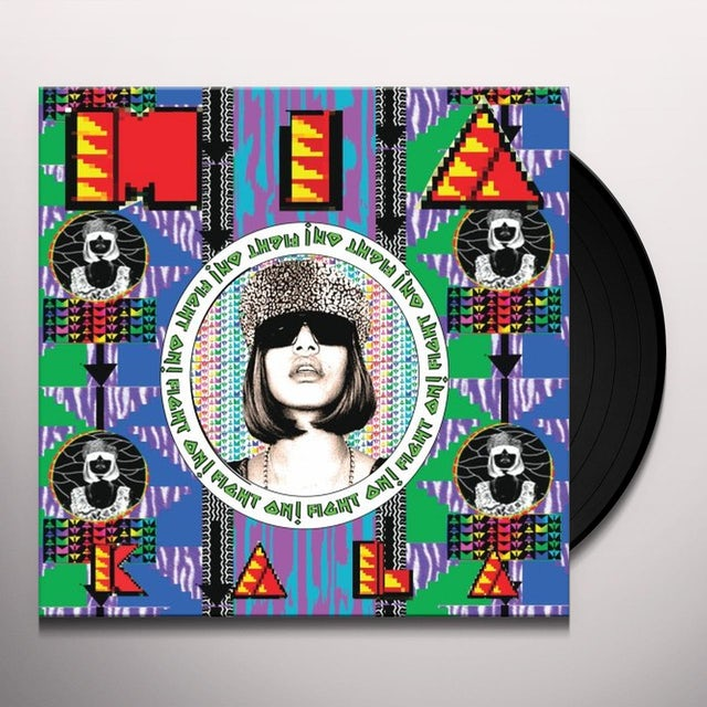 M.I.A KALA Vinyl Record