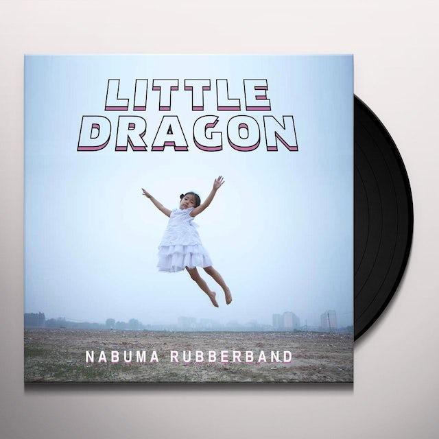 Little Dragon NABUMA RUBBERBAND Vinyl Record