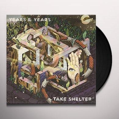 Years & Years TAKE SHELTER Vinyl Record