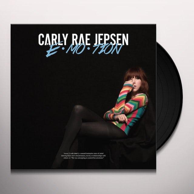 Carly Rae Jepsen EMOTION Vinyl Record