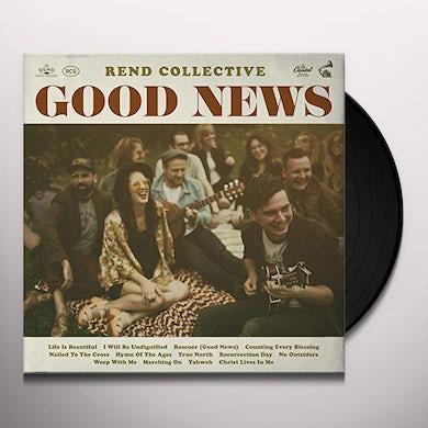 Rend Collective GOOD NEWS Vinyl Record