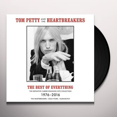 Tom Petty and the Heartbreakers BEST OF EVERYTHING - DEFINITIVE CAREER SPANNING Vinyl Record