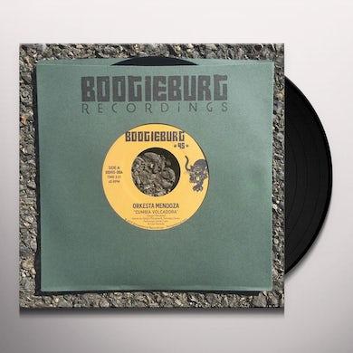 ORKESTA MENDOZA CUMBIA VOLCADORA / CARAMELOS Vinyl Record