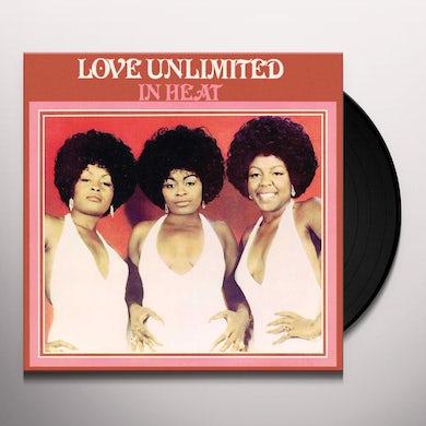 Love Unlimited In Heat (LP) Vinyl Record