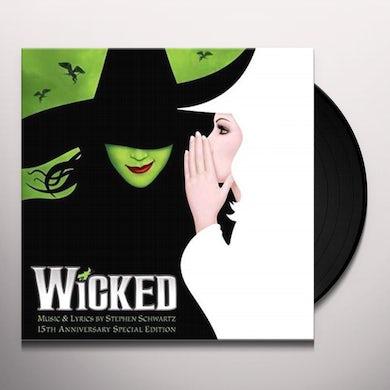 Original Cast  Wicked Original Broadway Cast Recording (2 LP)(15th Aniversary Edition) Vinyl Record