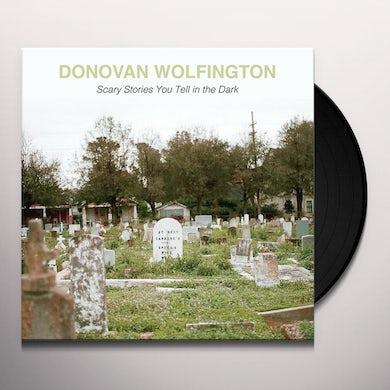 Donovan Wolfington SCARY STORIES YOU TELL IN THE DARK Vinyl Record