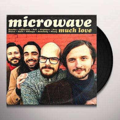 Microwave MUCH LOVE Vinyl Record