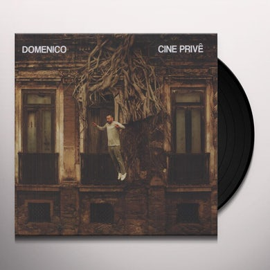 Domenico CINE PRIVE Vinyl Record