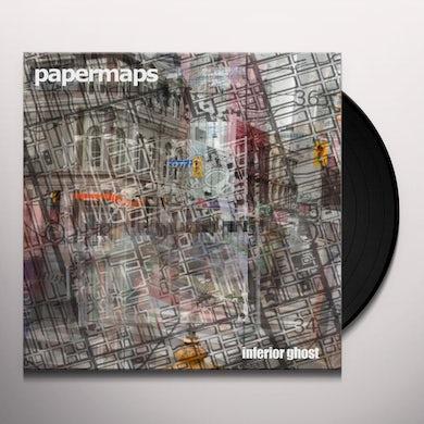 Papermaps INFERIOR GHOST EP Vinyl Record