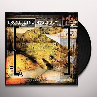 Front Line Assembly REWIND Vinyl Record
