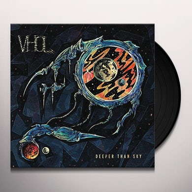 Vhol DEEPER THAN SKY Vinyl Record