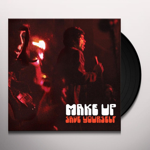 Make Up SAVE YOURSELF Vinyl Record