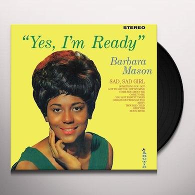 YES I'M READY Vinyl Record