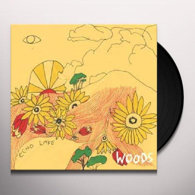 Woods ECHO LAKE Vinyl Record