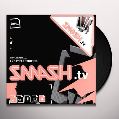 Smash Tv ELECTRIFIED Vinyl Record