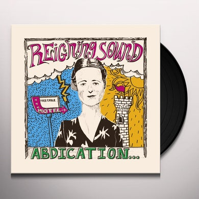 ABDICATION...FOR YOUR LOVE Vinyl Record