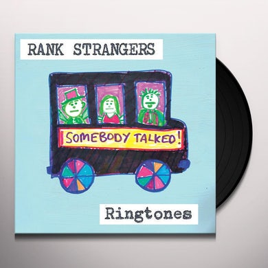 RANK STRANGERS RINGTONES Vinyl Record