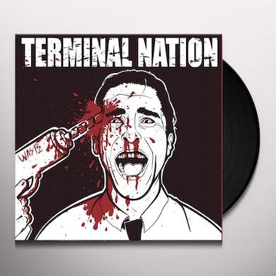 Terminal Nation WASTE Vinyl Record