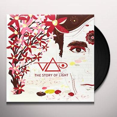 Steve Vai STORY OF LIGHT Vinyl Record