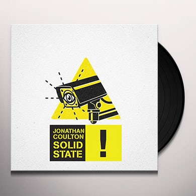 Jonathan Coulton SOLID STATE Vinyl Record