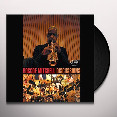 DISCUSSIONS Vinyl Record