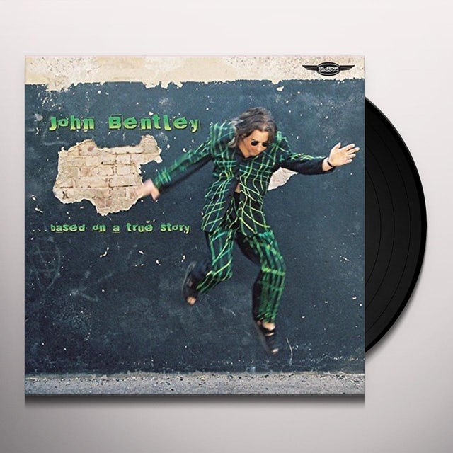 John Bentley BASED ON A TRUE STORY Vinyl Record