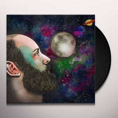 Bart Budwig MOON & OTHER THINGS Vinyl Record