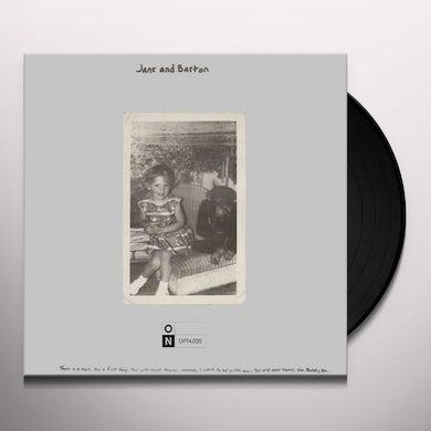JANE & BARTON Vinyl Record