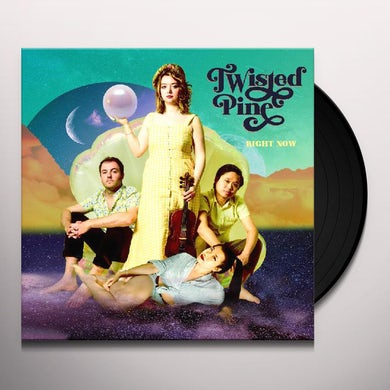 Right Now Vinyl Record